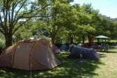 Campings y zonas de acampada