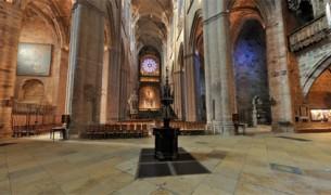 La cathédrale Notre Dame (vue 1)