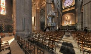 Cathédrale de Rodez (Vue 2)