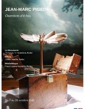 Exposition Jean-Marc PIGEON chez Bshop