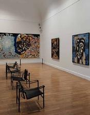 Les visites guidées au coeur de l'exposition temporaire Michel Batlle au musée Denys Puech !