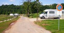 Aire municipale de service pour camping-car - Rodez