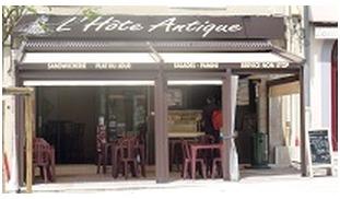 L'hôte antique - Rodez