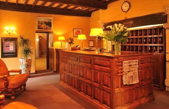 Hostellerie de Fontanges (hôtel) 9 - Onet-le-Château
