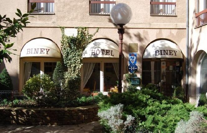 HOTEL BINEY (hôtel) 1 - Rodez