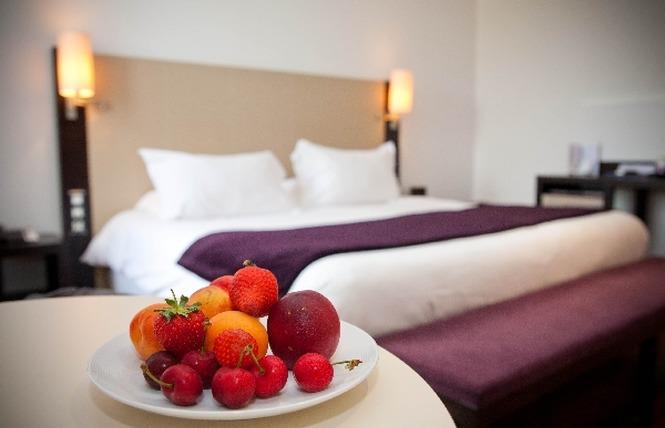 HOTEL LA FERME DE BOURRAN 3 - Rodez