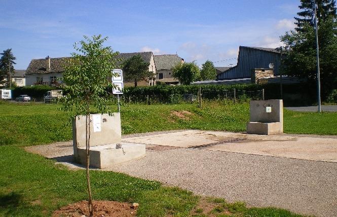 Aire municipale de service pour camping-car 3 - Rodez