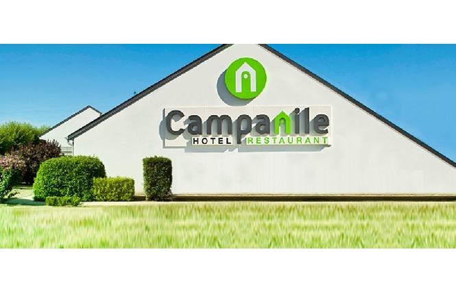 HOTEL CAMPANILE 6 - Rodez