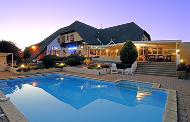 HOTEL LES PEYRIERES 1 - Olemps