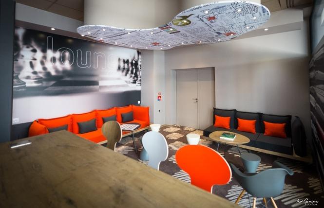 HOTEL IBIS RODEZ CENTRE 8 - Rodez
