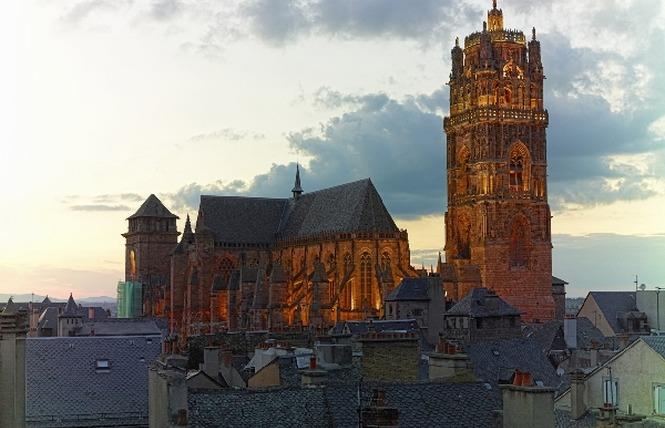 Cathédrale Notre-Dame de Rodez 3 - Rodez