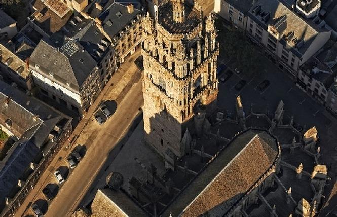 Cathédrale Notre-Dame de Rodez 2 - Rodez