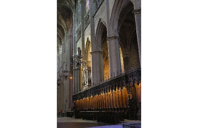 Cathédrale Notre-Dame de Rodez 5 - Rodez