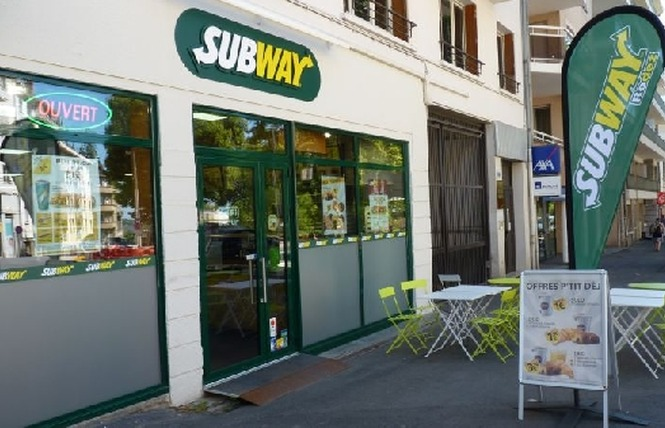 SUBWAY 1 - Rodez