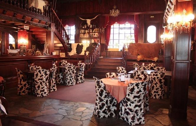 Guest Ranch le Saloon 1 - Sainte-Radegonde