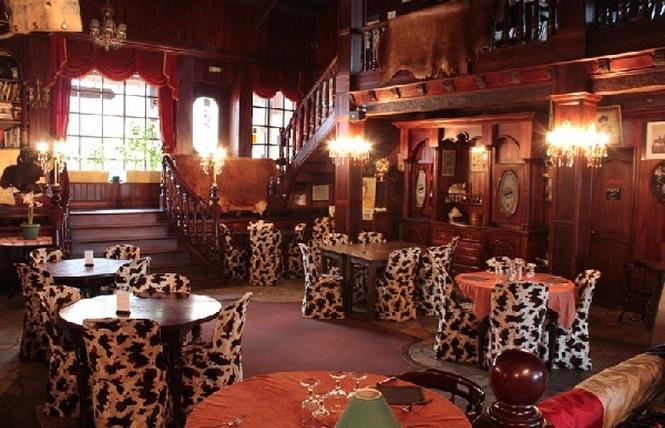 Guest Ranch le Saloon 4 - Sainte-Radegonde