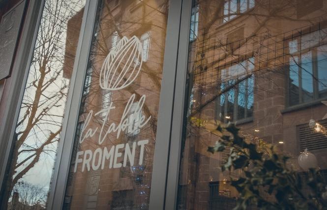 La Table Froment 2 - Rodez